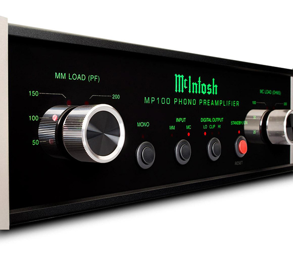 McIntosh MP100 ATConsumer