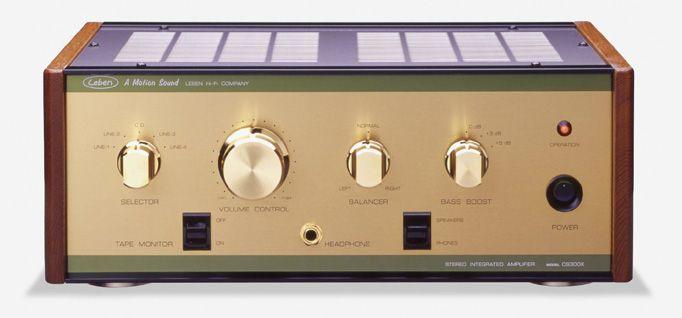 Leben amplificadores, etapas de potencia HiFi HiEnd