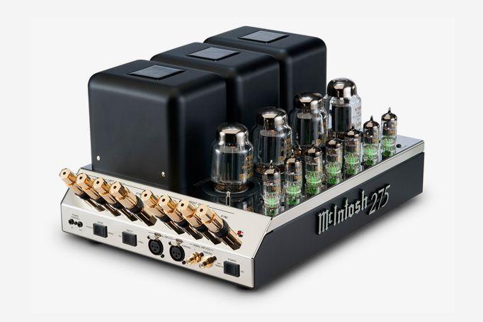 McIntosh amplificadores, etapas de potencia